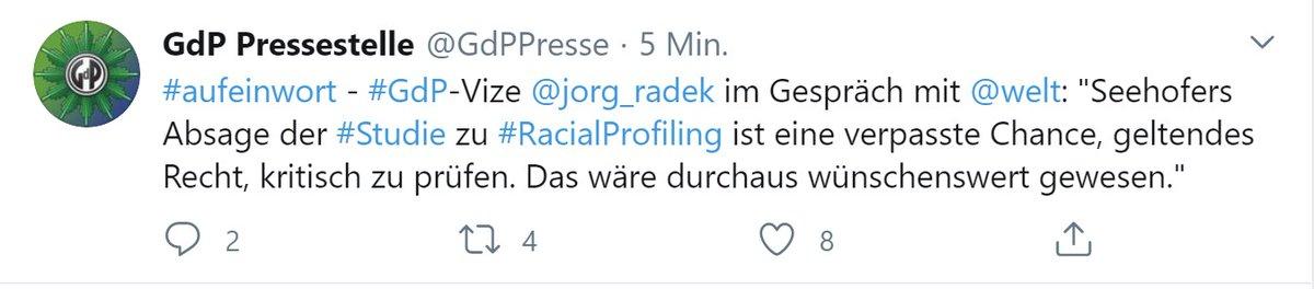 #RacialProfiling
