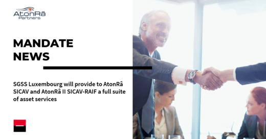 We are delighted to have received a new mandate from AtonRâ Partners, to provide asset services to their SICAVs. #fundadmin #trusteeservices https://t.co/lCEma4Yrbp https://t.co/oMS45N1kbK