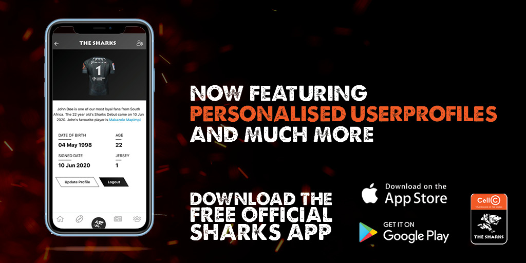 Have you downloaded #OurSharks official free app? Download the app today and enjoy custom features, exclusive content, latest news and lots more! Android: bit.ly/2DfeRnF IOS: apple.co/2VRgX3n #OurSharksForever