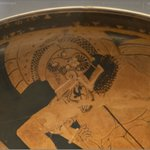Image for the Tweet beginning: #Penthesilea & #Achilles Iconic 'Penthesilea Bowl'