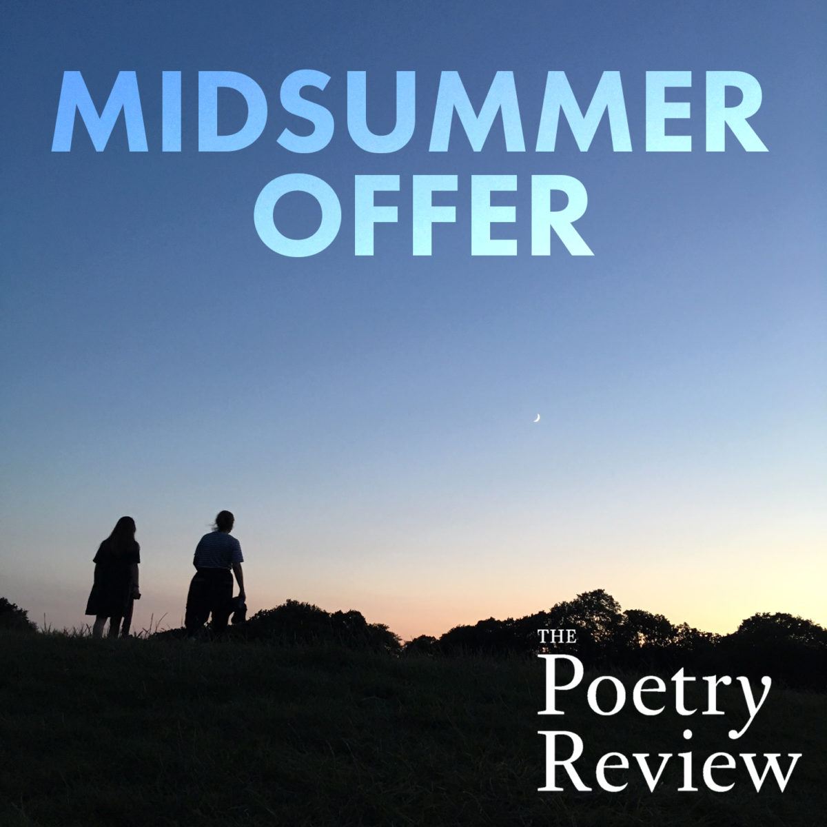 test Twitter Media - It's the final day of the Midsummer Poetry Review offer! 20% off an annual digital subscription @exacteditions for Poetry Review including the brand new Summer issue and the modern archive. Details here https://t.co/UseiAAOdUX https://t.co/I0SVhYNVax
