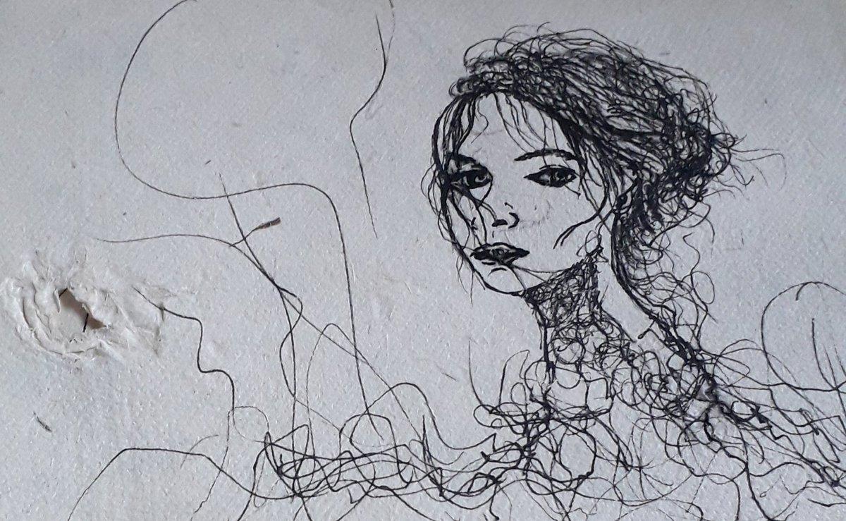 my symphony  #art #illustration #illustrationart #drawing #draw #sketch #sketchbook #doodle #inkdrawing #love #selflove #symphony #music #mindfulness #motivation #ArtistOnTwitter #artists #artgallery #artwork #selfhelp #expressionism #modernart #Inktober2019 pic.twitter.com/R9ZOW2MjYG