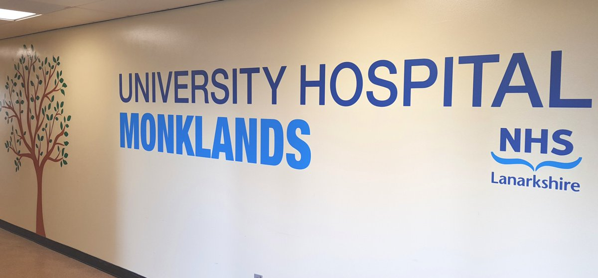 A group of members of the public and our staff will take part in a postal scoring process to evaluate the three site options for a new University Hospital Monklands - (alphabetically) Gartcosh, Glenmavis, Wester Moffat. More information here-bit.ly/2AzdpeR #newmonklands