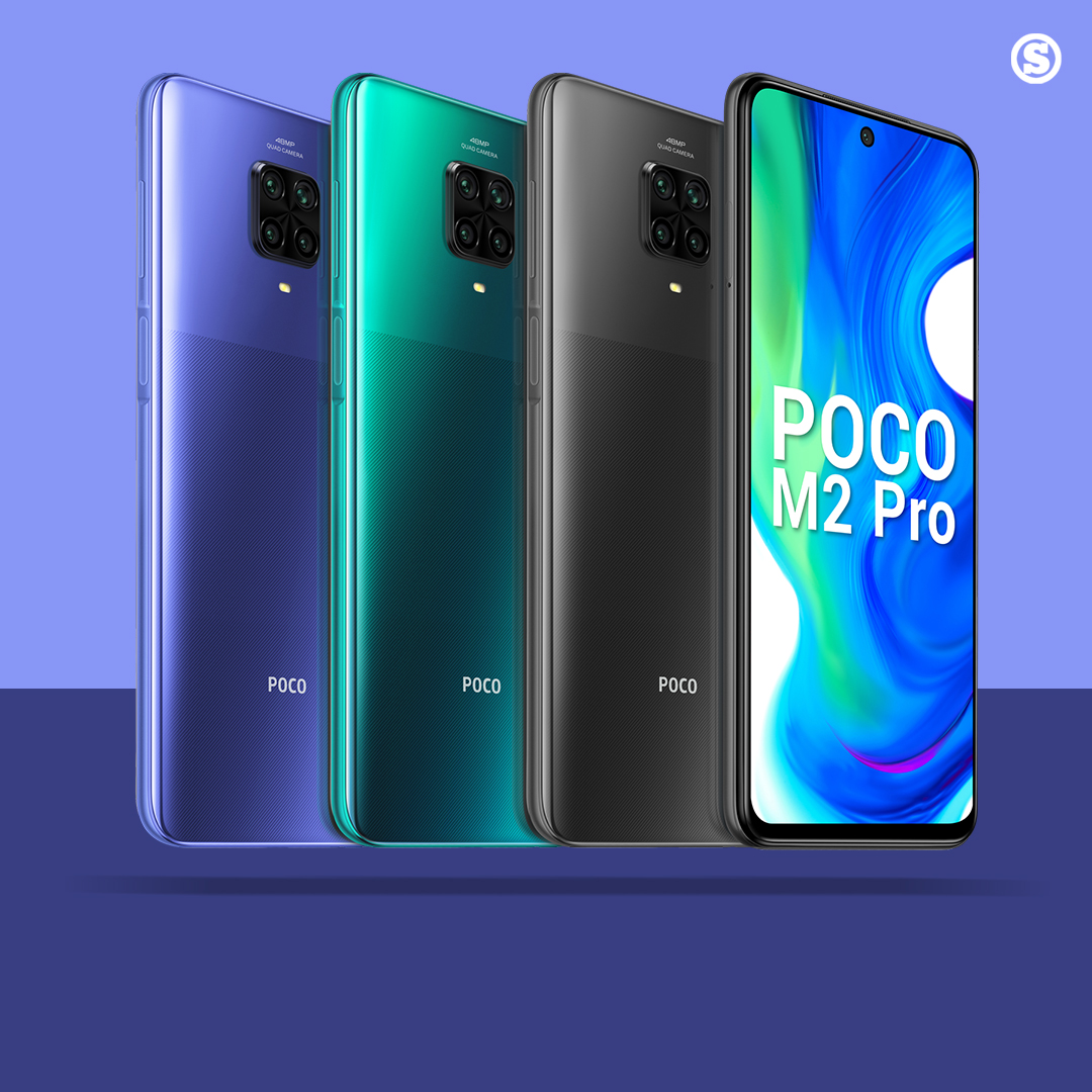What do you think about Poco M2 Pro?  @IndiaPOCO https://t.co/wGXw0YEVHq