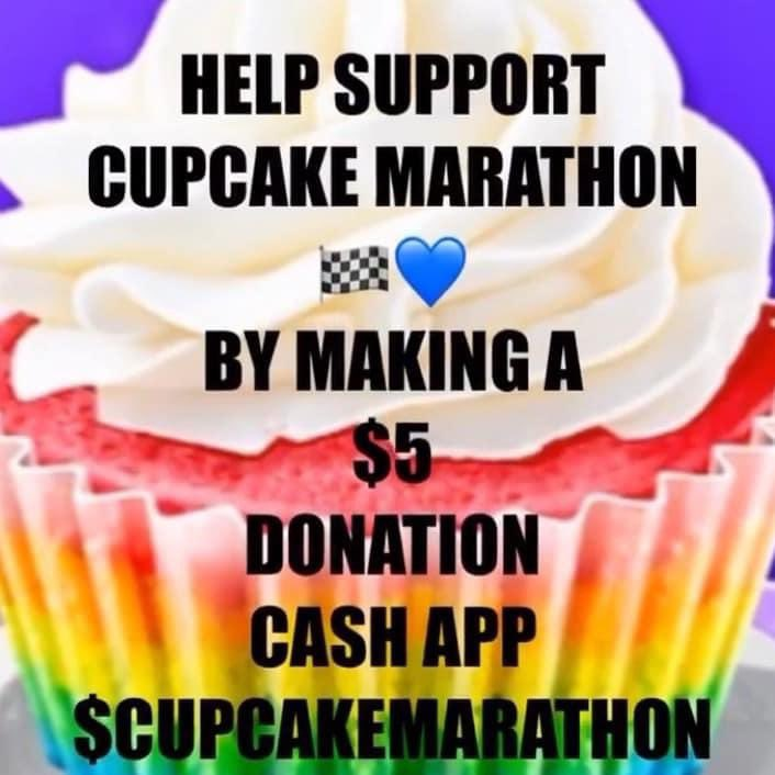 GIVING TUESDAY  HELP SUPPORT SMALL BUSINESS  MAKE A DONATION #givingtuesday  #CUPCAKEMARATHON    http:// instagram.com/cupcakemarathon     <br>http://pic.twitter.com/z7rqQpGhKR