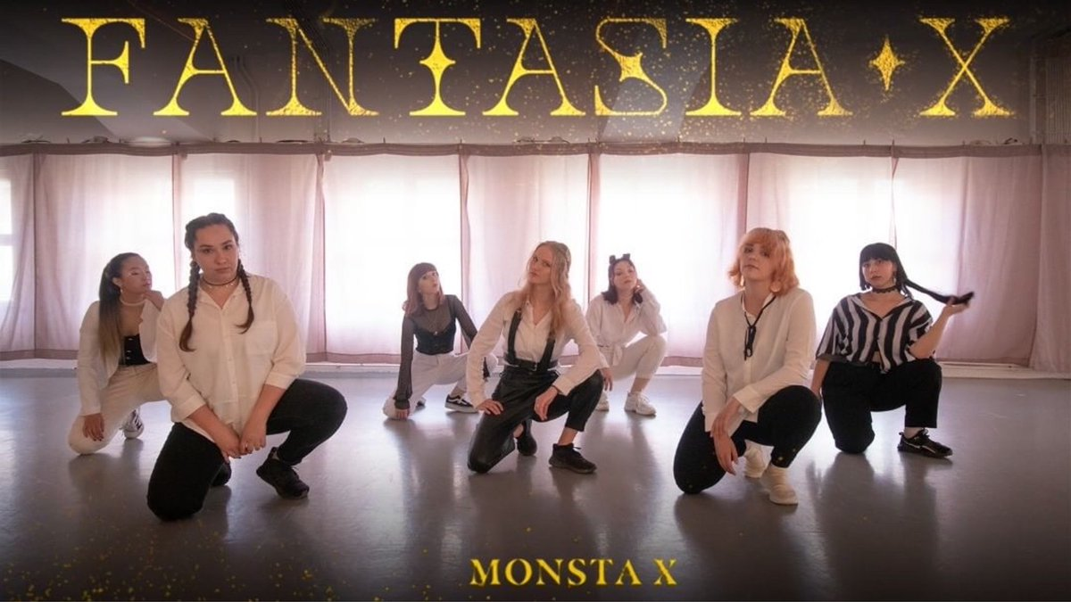 Monbebes and Wenees something for you guys🐻🐰🐶🐹🐢🐝🐺💖 @OfficialMonstaX @official__wonho #MONSTA_X #FANTASIA_X #kpop #DANCE_COVER youtu.be/YI8BkrH_yMY