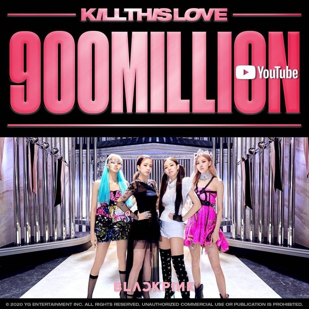 1Billion we're coming #blackpink #ktl #KillThisLove pic.twitter.com/DNsjJAEWUx