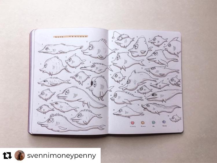 Journaling your mood like a professional. Fish for days.   Repost from @svennimoneypenny  #mylockdownjournal #bulletjournal #weeklyspread #bujospread #bujoideas #stationary #dailyspread #handlettering #artjournal #drawing #handwriting #moodtracker #wellbeing #mentalhealthpic.twitter.com/1ttJ7fia90