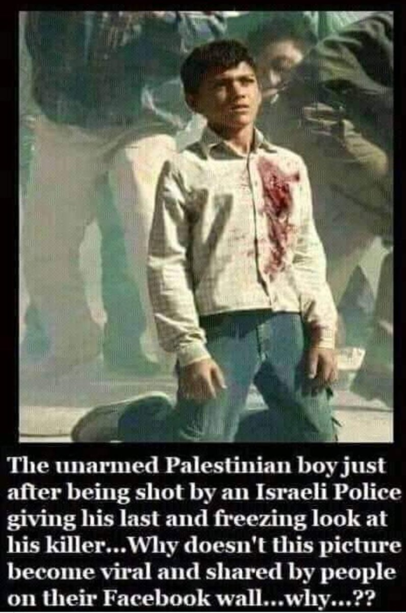 Anti-Israeli activists are massively spreading this image on the social networks with the explanation that this is a Palestinian child shot dead by Israeli forces giving his last and freezing look at his killers. Of course this is one big lie!!! >>> https://t.co/tO5OFHGLov