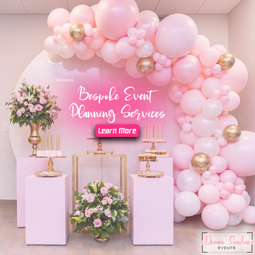 Do you have a special occasion approaching soon? Contact Dream London today to plan your perfect event #eventplanning #eventplanner #bespoke #specialoccasion #birthday #celebration #babyshower #genderreveal #anniversarypic.twitter.com/KBYPUgOL0i