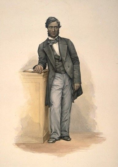 You are invited to read Angela Lassigs article William Clark (1830–1902): A Colonial New Zealand Draper and Clothier, 1854–1888 on page 114 in The Journal of Dress History, Summer 2020 Issue, here: dresshistorians.org/journal/.