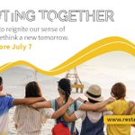⏳ LAST DAY! 💪🏽 Participate in the call #RestartingTogether 🔎 We look for projects to: ✔ Accelerate the economic recovery through sustainable growth ✔ Strengthen the resilience of the cities and infrastructures ✔ Enhance social relationships https://t.co/Gl6QhH6kYE