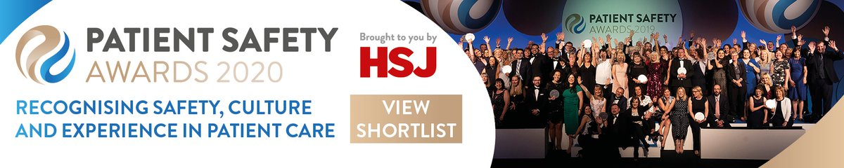 🎉🎉 Congratulations to our Acute Kidney Injury specialist nurse at #SouthendHospital for being a finalist for the Patient Safety Team of the Year for @HSJ_Awards 2020. #HSJ #NHS 👉orlo.uk/Read_the_full_…👈