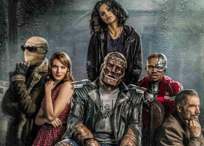 Doom Patrol 2x5 Finger Patrol Season 2 Episode 5 Full Episodes