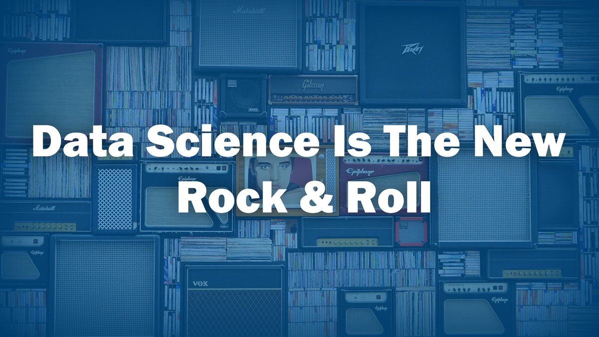 In the 1970s, everyone dreamed of being a rockstar. In the 2020s, data scientist is one of the hottest and most in-demand professions. It might be time to start thinking about an expert data science partner – before it's too late https://blog.ibagroupit.com/2020/07/data-science-is-the-new-rock-roll/…pic.twitter.com/Uk3vZlsYqr