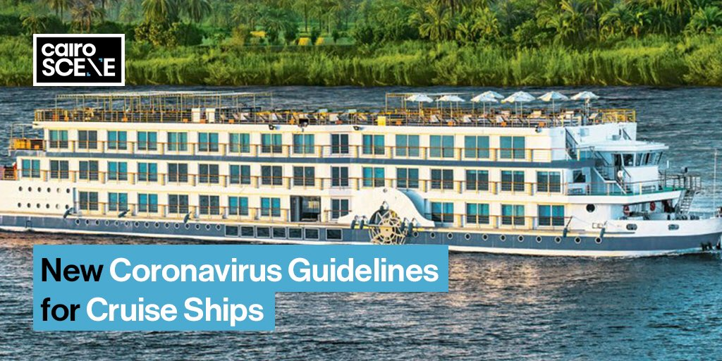 With the gradual return of Egypt's tourism industry, the Ministry of Environment has released a special Coronavirus safety guidebook to be used by cruise ships, yachts and boats to ensure the safety of tourists, crew members & surrounding wildlife alike.  https://t.co/fzn9hrbeKj https://t.co/HgiWjcqBEs