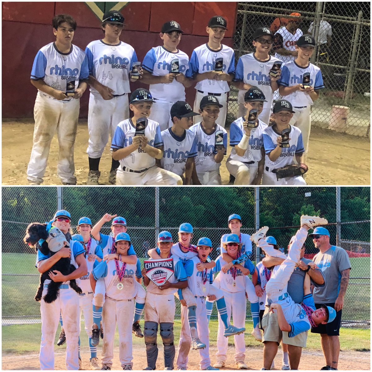 Last two weekends of youth tournys have been fire 🔥! 11u Boersma b2b weekends w/ championships. 14u Barrowman w/ the 🚢. 10u McDonald CABA World Series Champs & ranked nationally. 9u Tomczak w/ the 🚢. 8u Vercelli w/ the 🚢. 13u Uldrych b2b weekends w/ runner up finish.