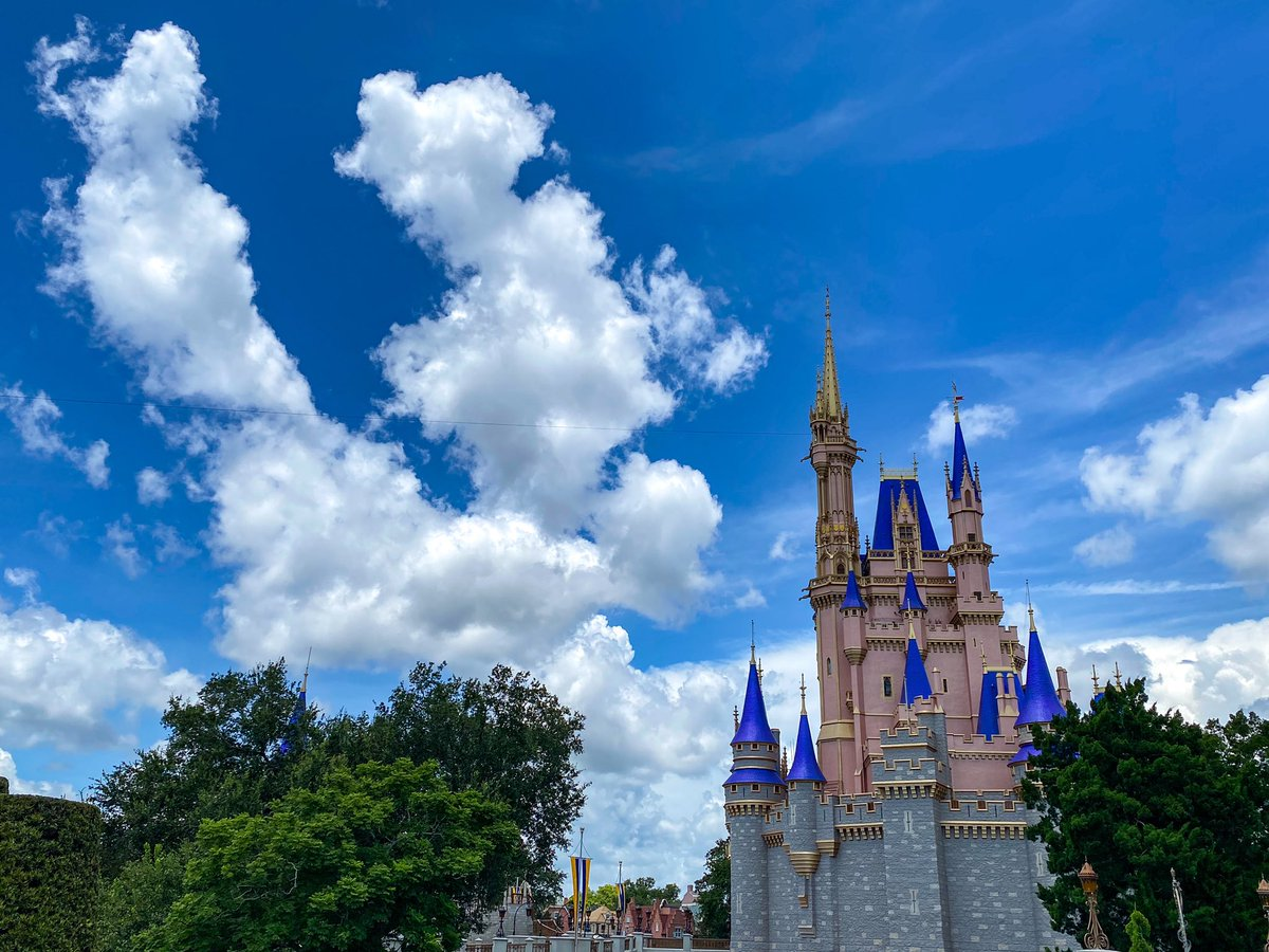 Shining, shimmering, splendid #WaltDisneyWorld https://t.co/Vv5enpZCSt