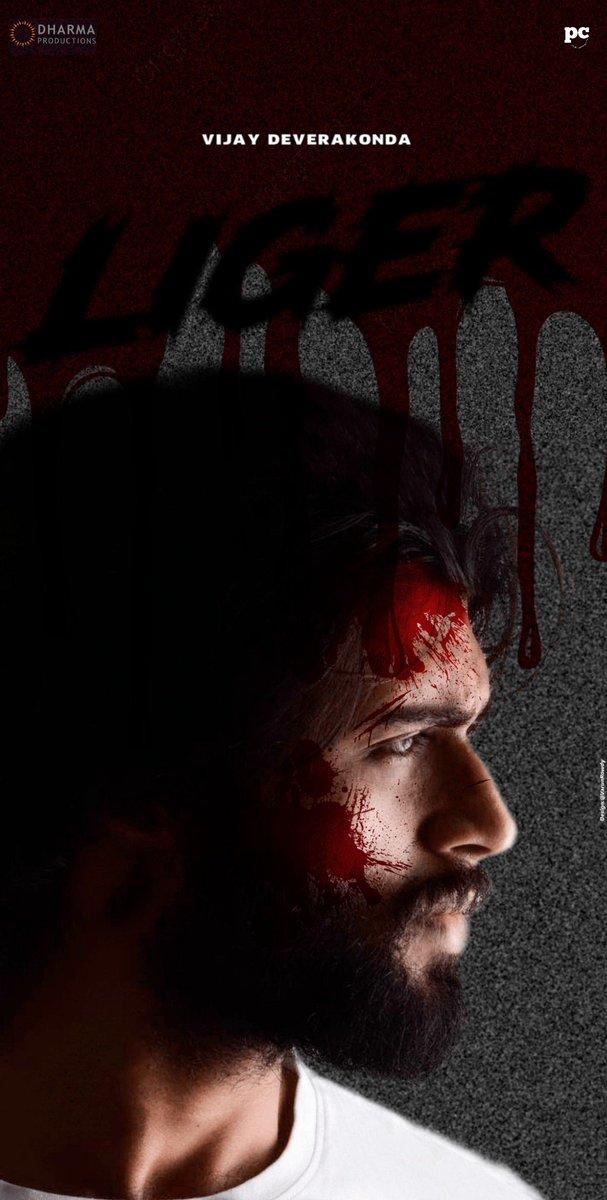 Just Tried out.,  Need Opinion..!  #Liger Fan made Poster   @TheDeverakonda #VijayDeverakonda #VijayDevarakonda pic.twitter.com/ZTrnx3fRn1