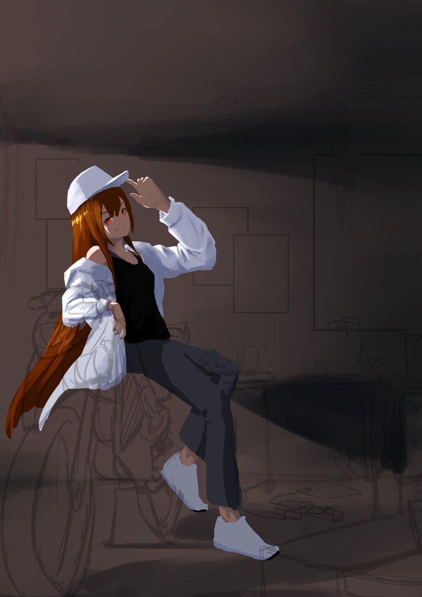 today's post: wip . _.  #wip #art #pratice #artist #artistsontwitter #draweveryday #digitalart #painttoolsai2 #character #drawing #sketch #animegirls #digitalsketch #color #illustration #ocpic.twitter.com/61JUONsrq9