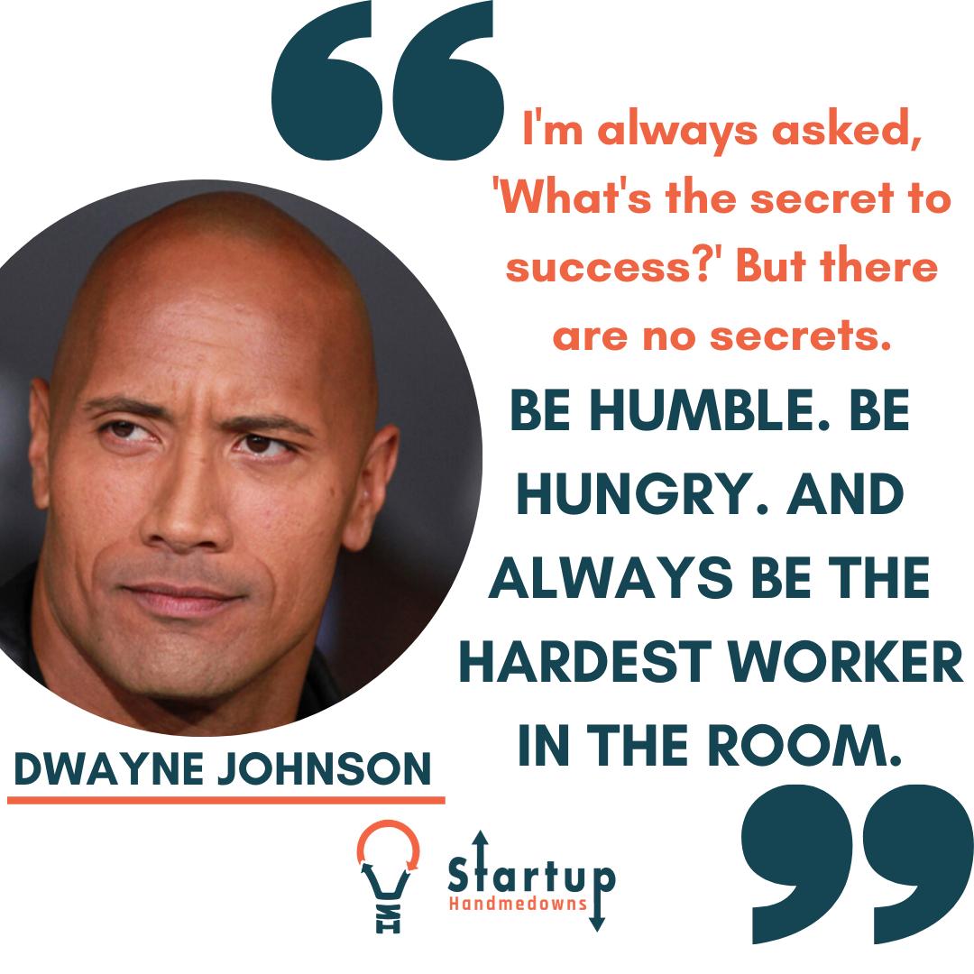 Dwayne Johnson's secret to success 🤩   #secrettosuccess #podcast #business #hustle #getitdone #london #Entrepreneur #business #motivation #success #3shots #entrepreneurship #smallbusiness #entrepreneurlife #marketing #money #startup #inspiration #hustle #businessowner #motivat https://t.co/A1pcfIPpz2