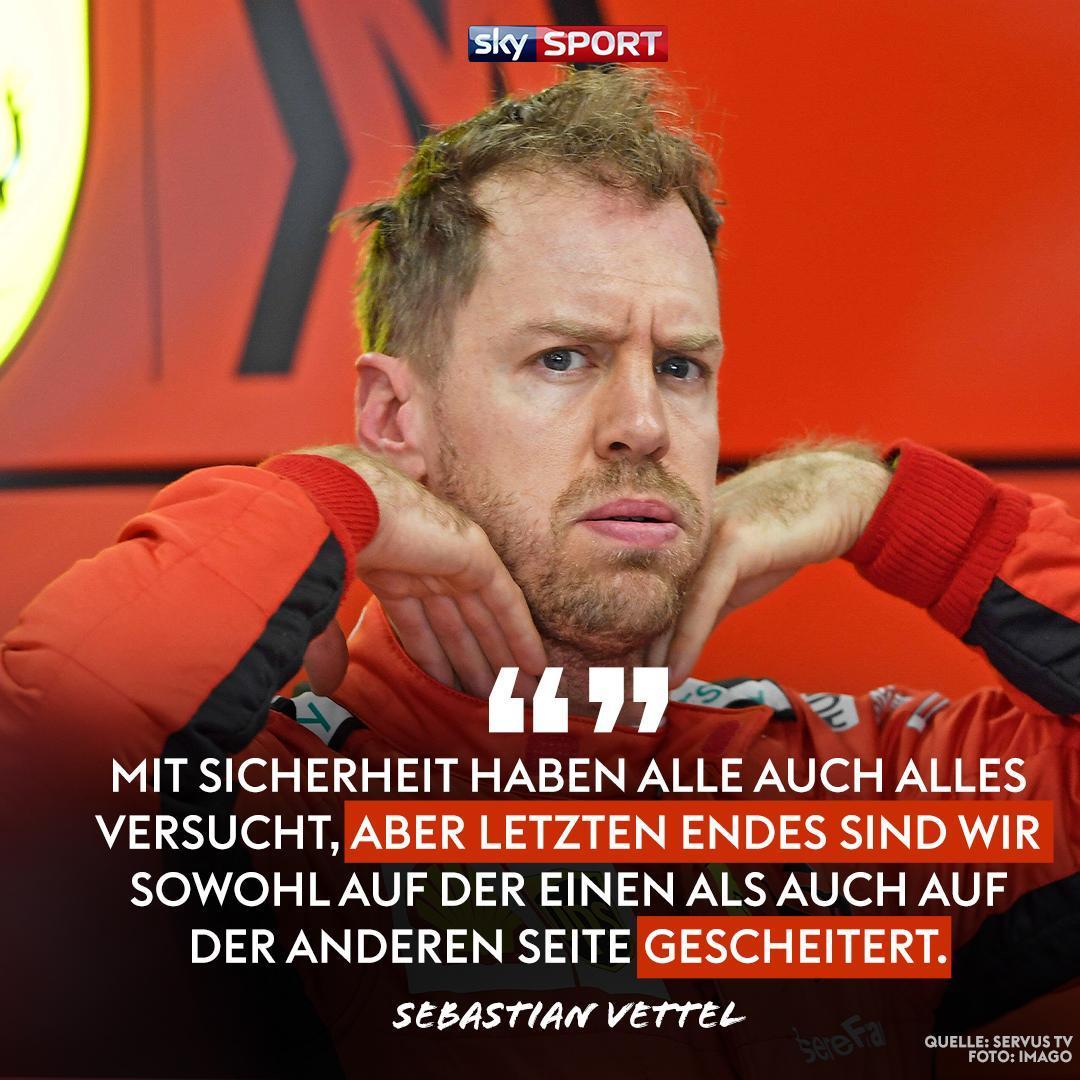 """Das Ziel sei es gewesen, das Ferrari-Team neu aufzubauen und den Titel zu gewinnen. """"Das war das große Ziel"""", erklärte der Heppenheimer.❌🏆 #SkyF1 https://t.co/fAFysx7JWf"""