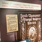 Image for the Tweet beginning: James Connolly  Ceannródaí Cheardchumainn▫️Trade Union Pioneer  Learn