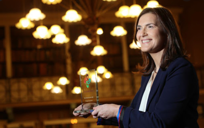 Warmest Congratulations to Professor Anna Davies who has won the prestigious @ERC_Research Public engagement with research award 2020, in the category 'online and social media' for her project @ShareCityIre! #TrinityResearch #FoodSharing #InspiringGenerations https://t.co/MEmFUrZvO7