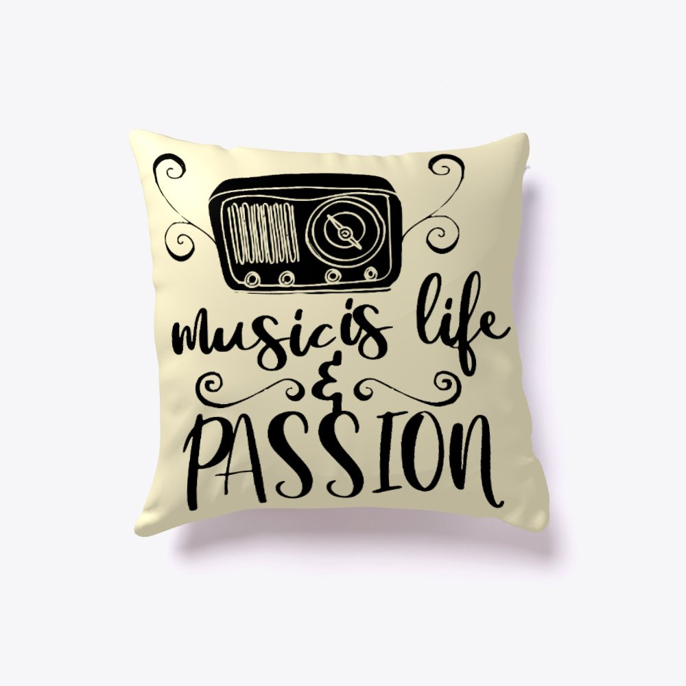 A nice floor pillow for music enthusiast.  #musiclovers pic.twitter.com/qQIwNLVxHZ