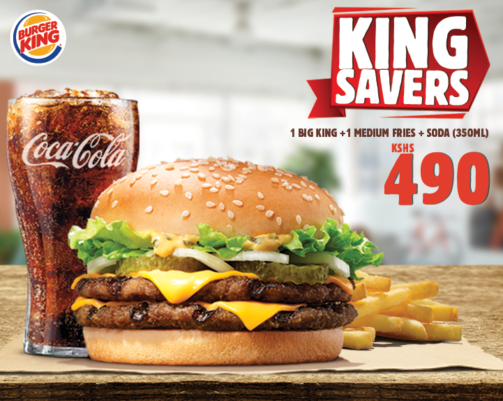When life throws you a burger...eat it😉 Come on down to Burger King and enjoy their King Saver offer at the Riverfront or take away🍔🍔  #BK#KingSaver https://t.co/wBEwk1OtxF