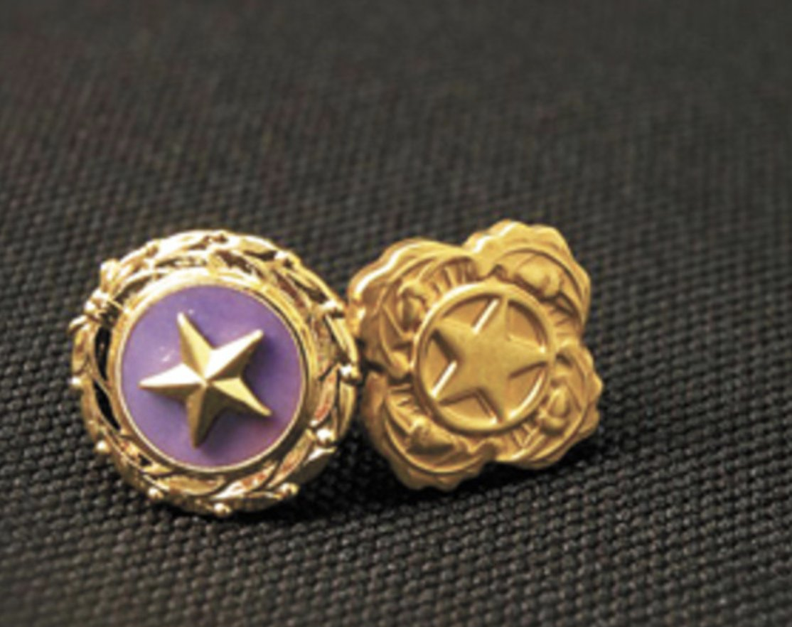 Do you know what the Gold Star represents? Find out how this pin represents the sacrifices of so many: go.usa.gov/xfcN9 #HonorThem