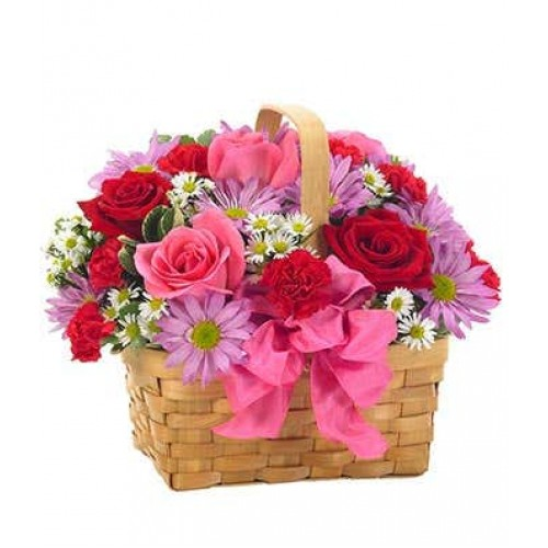 Wish special day morning with this The mixed florals beautifully go together and include a pink decorative ribbon on the basket. Order by call or WhatsApp at - +13462755828 https://www.usagiftdelivery.com/flowers/basket-of-love… 10% off use code - SAVE10  Free Shipping  #samedayflowers #occasion #freeshipping pic.twitter.com/1gASng9Rn8