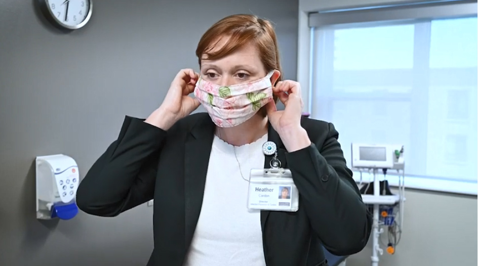 test Twitter Media - Masks only work when we wear them properly.  Learn the right (& wrong) way to wear your mask from a #myKHSC expert:  https://t.co/JDLCRUAfDR #ygk #COVID19 #masks @KFLAPH @skepticalIDdoc @ipacuhn @IPACGTA @PublicHealthON @HeatherCandon @DrStephenArcher https://t.co/Rwg4k2bJi0