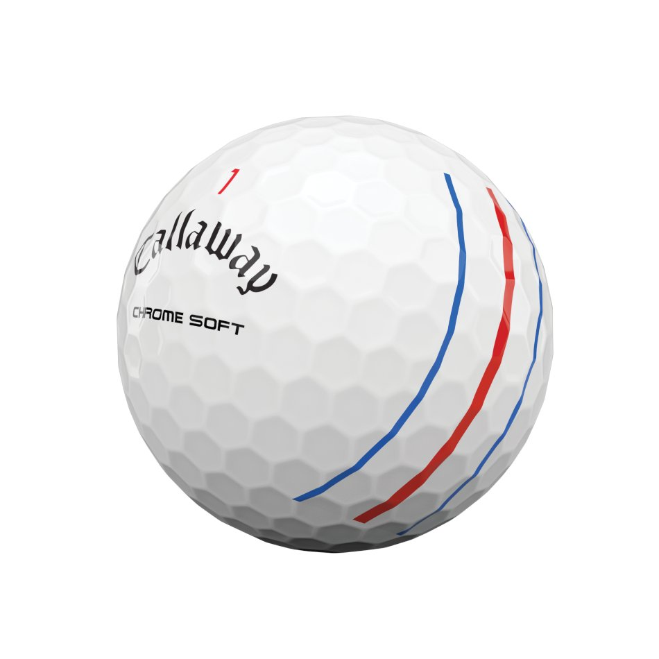 GolfMagic takes the new @CallawayGolfEU Chrome Soft Triple Track golf ball for a spin 🔥  ➡️ https://t.co/y3gFhXh3Ah https://t.co/jWmsH0GJuR