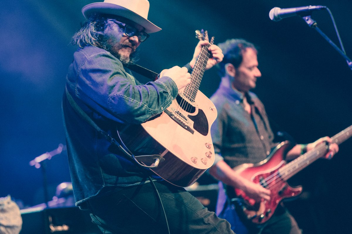 For today's ULTIMATE ALBUM SIDE, we're putting together our very own best-of for one of our favorites...Wilco. What five songs do you think best exemplify the band's career? Let us know and we'll play 'em back at 5. 📸: Noah Silvestry https://t.co/gKx3g50lpf