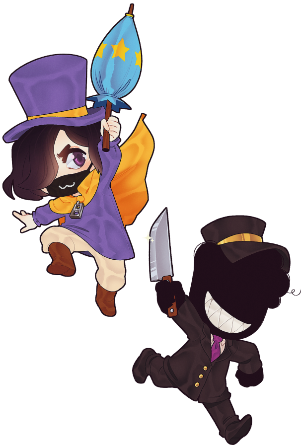i see you bruh @VoidDullahan   #AHatInTime #ahit https://t.co/hforjRe1U9