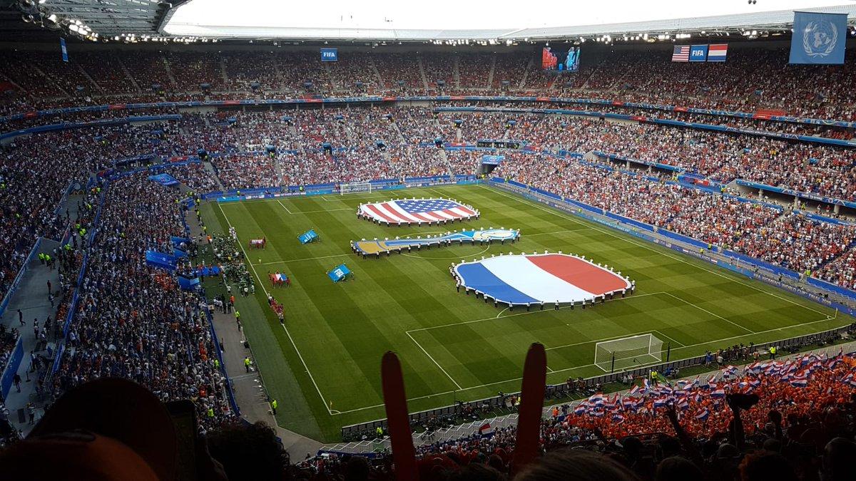 One year ago.....🇳🇱🧡⚽️ @oranjevrouwen #Oranjeleeuwinnen #WKFinale #usaNED https://t.co/mFfbwkiU3a