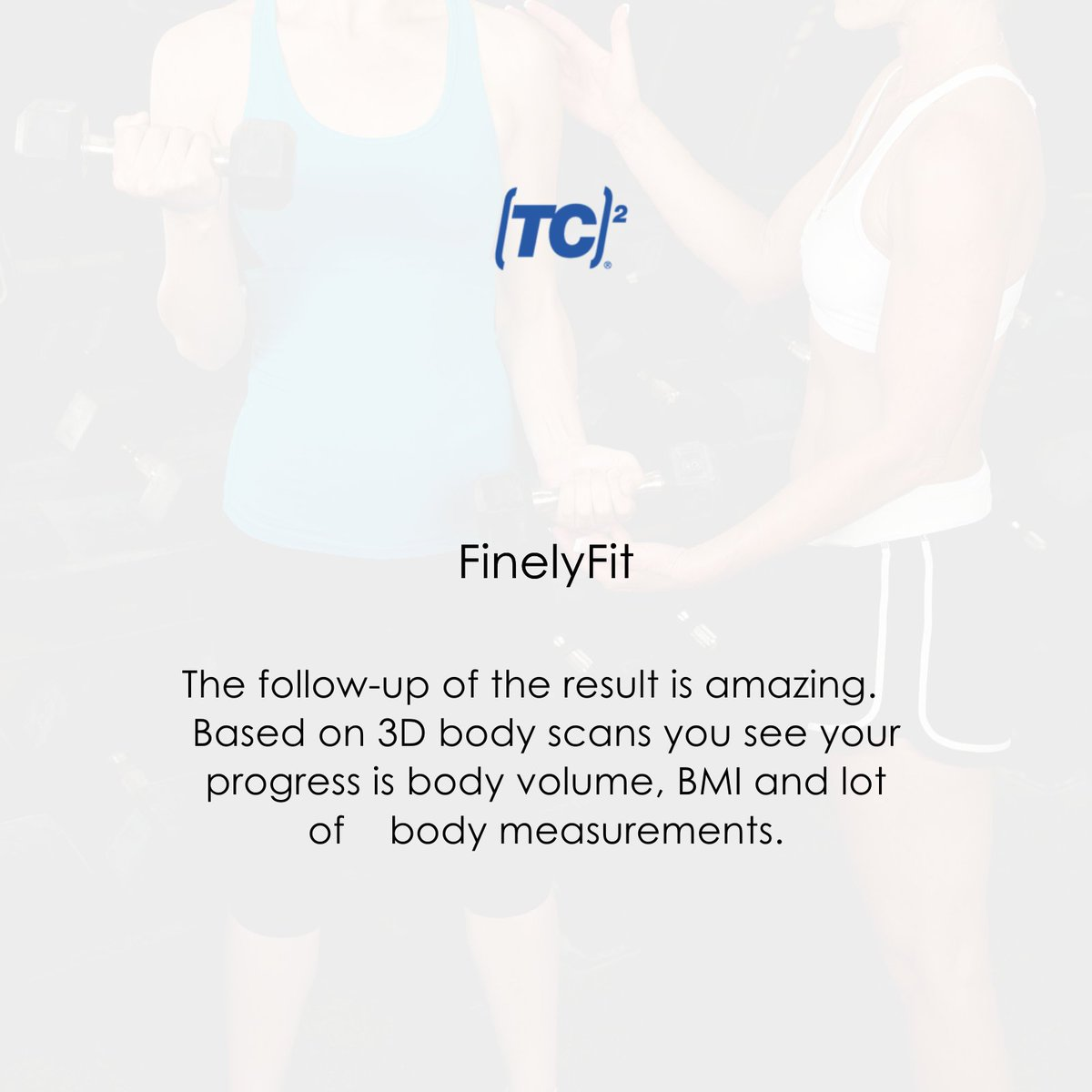 A quick scan with our body scanner >>  http://bit.ly/tc2finelyfit   #TC2 #OnlineServices #StayHome #StaySafe #LatestTechnology #TechTips #ModernTechnology #TechUpdate #TechPropic.twitter.com/c8UONCfOWG