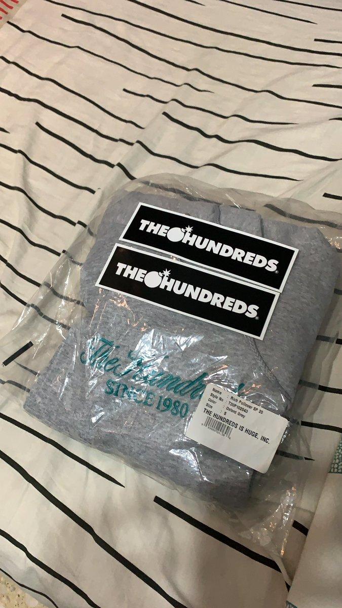 First Hundreds apparel! Got inspired from @bobbyhundreds book. 🔥🔥🔥