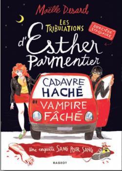 """@RageotEditeur Nouvelle critique sur Les tribulations d'Esther Parmentier, sorcière stagiaire, tome 1 : Cadavre haché - vampire fâché de Maëlle Desard sur Babelio : """"« C'est l'histoire d'une sorcière, d'une banshee, d'un djinn et d'une gou... https://www.babelio.com/livres/Desard-Les-tribulations-dEsther-Parmentier-sorcie/1224013/critiques/2292181?id_edition=1436793… via @babeliopic.twitter.com/LwymmV8tcC"""