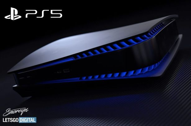 PlayStation 5 black edition concept looks much nicer than Sony's white version