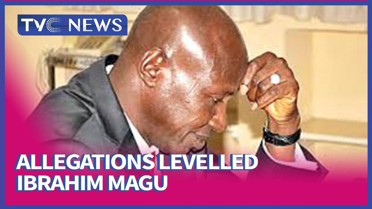 See Allegations Levelled Against EFCC Boss, Ibrahim Magu https://t.co/kXtduhCZO5 https://t.co/y2KmsRFN0B