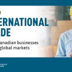 Image for the Tweet beginning: We're helping Canadian businesses address