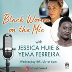 Image for the Tweet beginning: I will be joining @JessicaHuieMBE
