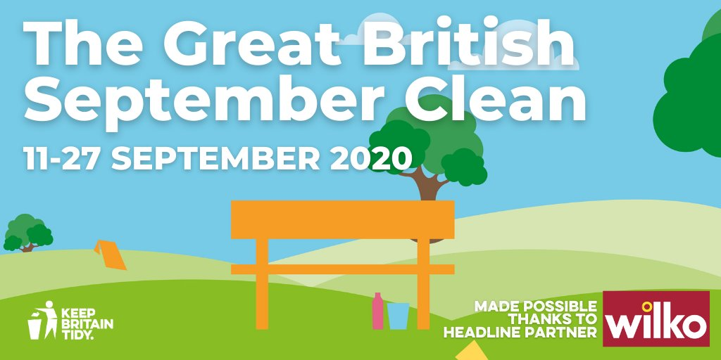 As part of this year's  #GBSeptemberClean,  @LoveWilko staff are making time to show some love to their local communities by taking part in clean-ups! Find out how your business can be part of our national movement to tackle litter  https://t.co/aQ5CxNOVsy https://t.co/ZPyUN1zKrX