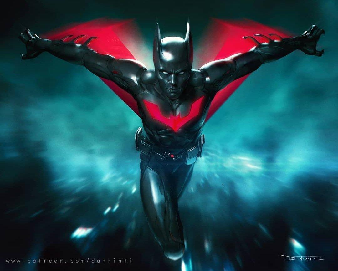 Batman Beyond by Datrinti !!🦇