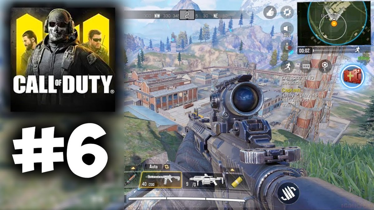 #Callofduty #gamingchannel78 #game #games #gaming #gamingcommunity #GamingNews #GamingSetup #gamingblog #gaminglife #gamingchannel #gamingpc #gamergirl #GameOn #GameboystheSeries Call of Duty: Mobile - Gameplay Walkthrough Part 6 Video Link:- https://youtu.be/jqq34WShIp8 via @YouTubepic.twitter.com/05xeTOCmch