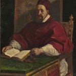 Image for the Tweet beginning: 7月8日 ローマ教皇 #グレゴリウス15世 逝去(1554-1623) 学問を好み、改革の意欲にあふれた教皇で、教皇選挙(#コンクラーベ)の秘密投票導入や教会の国外伝道団を管理する布教聖庁(#福音宣教省 の前身)を設置するなどしました。#ロヨラ