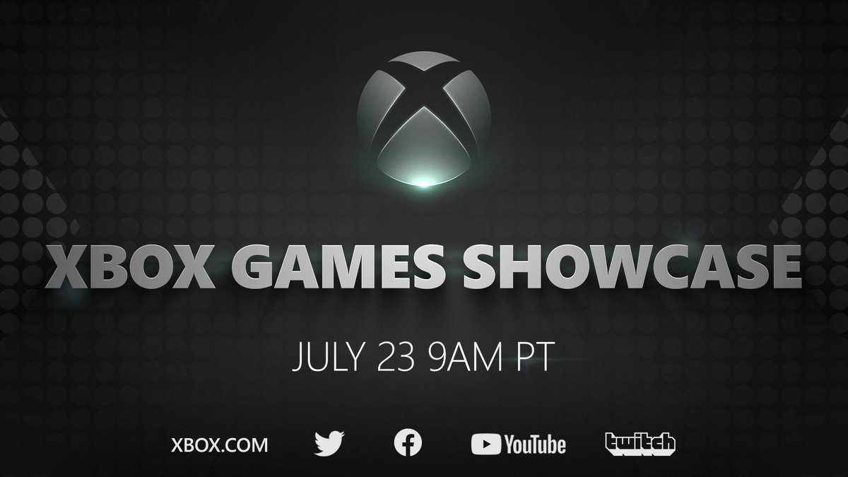 What are you hoping to see announced on July 23rd during the Xbox Games Showcase??  #XboxGamesShowcase @XboxUK #GamingCommunity pic.twitter.com/P8O78VDJAp