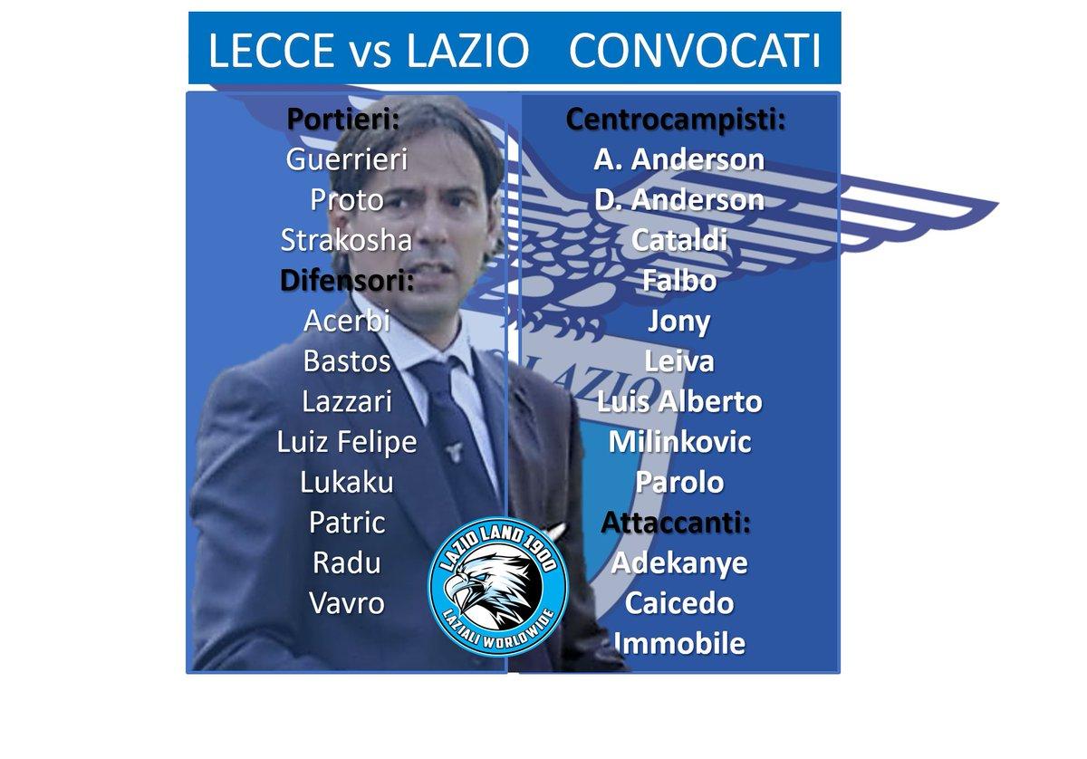 #LecceLazio